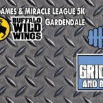 GRIDIRON GAMES RESULTS
