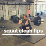 Squat Clean Tips